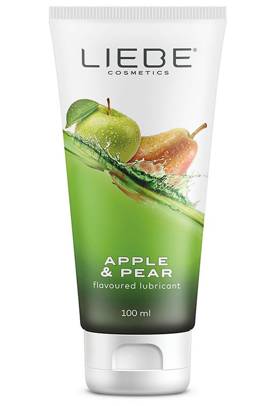 Lubricant Apple & Pear 100ml.