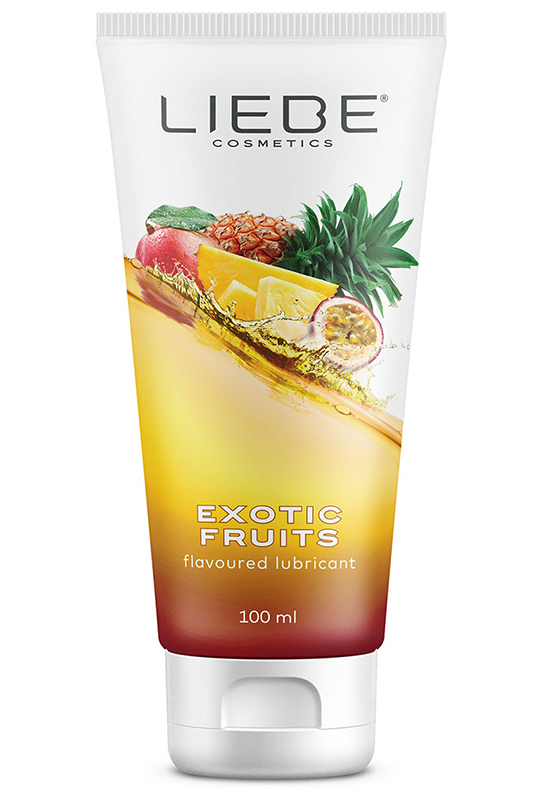 Lubricant Exotic Fruits 100ml.