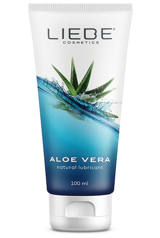 Lubricant Natural with Aloe Vera 100ml.