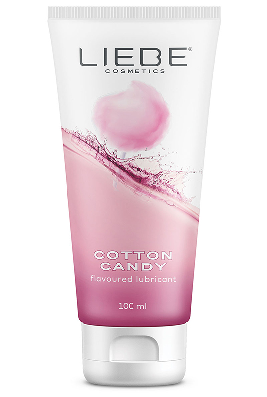 Lubricant Cotton Candy 100 ml.